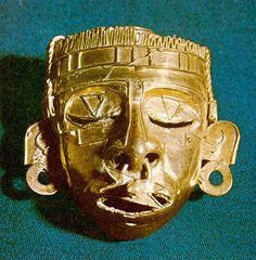 Xipe Totec, Mixtec Gold Artifacts
