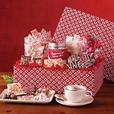 Peppermint Sweater Gift Box - 28708