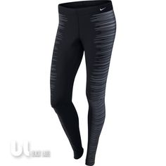 380814579a44af Nike Pro Flash Reflective Tight Leggings Damen Lauf Tights Fitness  Trainingshose in Kleidung   Accessoires