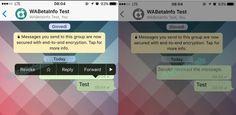 RS Notícias: WhatsApp já dá detalhes de função que permite canc...