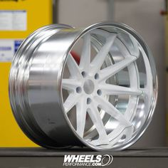 Vossen x Work Series VWS-1 finished in #GlossWhite Center & #PolishedAnodized Barrel @vossen | 1.888.23.WHEEL(94335) Vossen Wheel​ Pricing & Availability: @WheelsPerformance​ Authorized Vossen x Work dealer @WheelsPerformance | Worldwide Shipping Available #wheels #wheelsp #wheelsgram #vossen #vossenxwork #vws1 #wpvws1 #workseries #vossenwheels #madeinjapan #teamvossen #wheelsperformance Follow @WheelsPerformance and follow me at @RaficMuci www.WheelsPerformance.com @WheelsPerformance