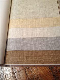 June 9, 2015 Grass Cloth Colors