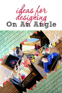 Jazz up Favorite Scrapbook Layout Designs by Putting them On An Angle | Get It Scrapped