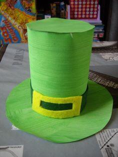 Chapeau Saint-Patrick                                                       …