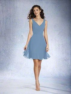 Alfred Angelo Bridal Style 7359S from All Bridesmaid Dresses