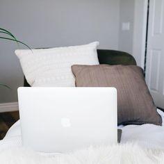 Comfy decor!