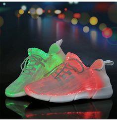 Source LED light up shoes for kids multi-color Led lighting shoes with USB charging for little kids/Big kid on m.alibaba.com