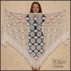 Baby Knitting Patterns, Lace Knitting, Crochet Shawl, Knitting Socks, Crochet Lace, Crochet Stitches, Double Crochet, Single Crochet, Felt Flower Wreaths