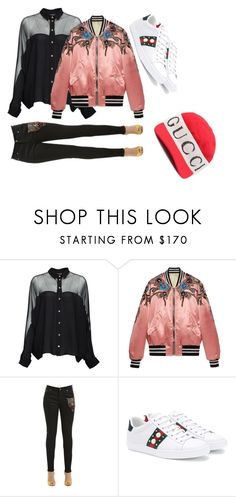 """""""Mrs.Gucci"""" by anitaviolakovacs on Polyvore featuring Gucci"""