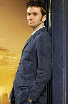 David Tennant; doctor who, all about his characters personality