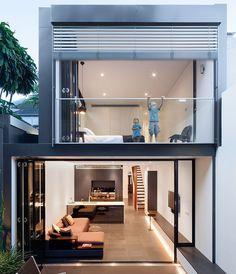 Sydney terrace home conversion