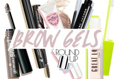 The Best Gels For Grooming Your Brows | Beauty High