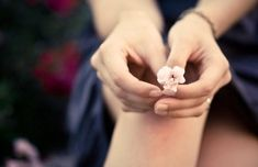 Holding Flowers, Flower Power, Heart Ring, Beautiful Pictures, Wedding Rings, Engagement Rings, Gifts, Jewelry, Hands