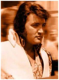 Elvis was a leader
