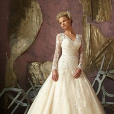 Mori Lee Wedding Dresses 2012