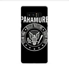 Paramore Logo Samsung Galaxy Note 8 3D Case
