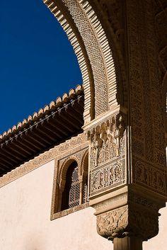 Nasrid Palace, Alhambra, Granada   Flickr