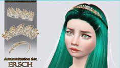 ERSCH Sims ♥ SecondLife — ERSCH - Autumnization Set FOR TS3 Please, don't...