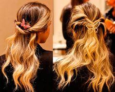 10 penteados fáceis by Alexandre de Paris