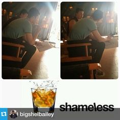 """Some of our favorite photos are behind the scenes, thanks for sharing! You're the best. """"Sheldon Bailey Official behind the scenes. Cameron Monaghan and Noel Fisher working on the scene."""" #Shameless #setlife #behindthescenes Edit: this is from an earlier episode."""