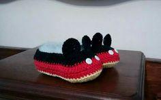 Sapatinho Mickey