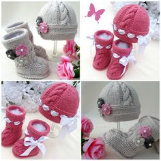 Baby+Knitted+P+A+T+T+E+R+N+Baby+Set+Knitting+Baby+by+Solnishko43,+$10.00