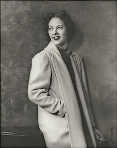 """Actress Fredi Washington's first film performance was with Duke Ellington in a musical short, """"Black and Tan"""", as a dancer. A very fair-skinned black woman with light eyes, she was urged in Hollywood to pass for white by many studio heads, who said they would make her a bigger star than Norma Shearer, Joan Crawford, Constance Bennett and Greta Garbo. She refused.  May best be remembered for her portrayal of a light-skinned black girl who tries to pass for white so she can be a nightclub…"""