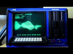 PPG Waveterm A - Original Factory Sample Library (8bit) - YouTube
