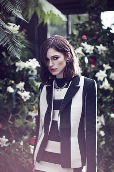 """Keira Knightley in """"The Edge of Love"""" for Rika Magazine Spring Summer 2013 - Fashion 