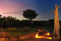 Sabi Sabi's Earth Lodge is a sanctuary symbolising the 'tomorrow' of luxury South African safari lodges.