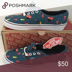 bec27ccc9f Shop Women s Vans size 7 Sneakers at a discounted price at Poshmark.