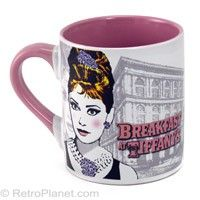 Breakfast At Tiffany Coffee Mug