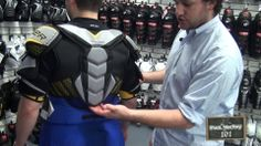 How to Choose & Fit Hockey Shoulder Pads with Pure Hockey