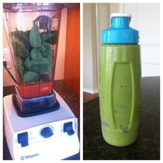 #LWWGP Green Smoothie. #gastroparesis #vitamix