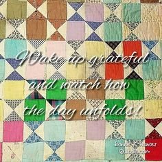 Today I take my dad back to the airport in Greensboro North Carolina. The week flew by so quickly! I'm so happy he came to spend this holiday time with us. Time Meme, Mystery, Quilting Quotes, Arm Machine, Bonnie Hunter, Simple Quotes, Half Square Triangles, Happy Wednesday, Happy Sunday