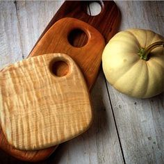 Riven Cutting Boards from Common Deer