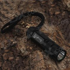 SingFire SF-329B LED 180lm 3-Mode White Flashlights - Black (1 x 16340). Modes and function: 1. high light; 2. low light; 3. fast strobe. Three modes a circle. Super Mini flashlight, it's very convenient to carry.... Tags: #Lights #Lighting #Flashlights #LED #Flashlights #CR123A/16340 #Flashlights