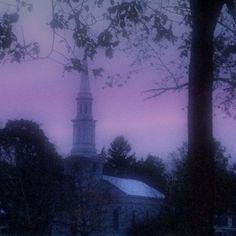 Church steeple (iphonography)