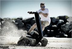 DTV SHREDDER | ALL-TERRAIN VEHICLE