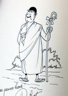 Suske en Wiske. HC. Klassiek Nr 46 - De wilde weldoener. Standaard 1998. Met originele tekening van Paul Geerts - W.B.