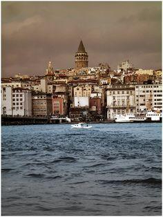 Galata Tower-İstanbul