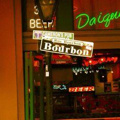 Bourbon St. <3 Adventures in NOLA