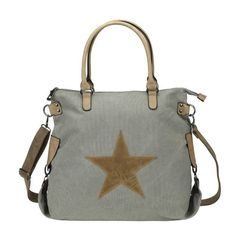 a391f789c3f3 SKUTARI handbag for women canvas XXL Format Navy  Amazon.co.uk  Shoes