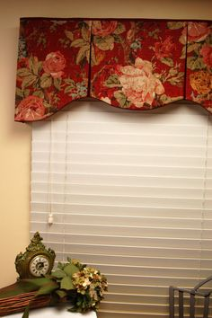 Custom Window Treatment ASHLEY Hidden Rod Pocket Valance to fit window, Your fabrics, my LABOR and lining – Curtains Valance Window Treatments, Custom Window Treatments, Window Coverings, Valance Curtains, Valance Ideas, Cornice, Burlap Curtains, Kitchen Curtains, Floral Curtains