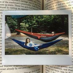 Senior Picnic today #hammocklife by @alyssa_the_ravenclaw