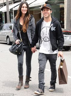 Pete's girlfriend is a hottie     http://www.dailymail.co.uk/tvshowbiz/article-2135236/Pete-Wentz-girlfriend-Meagan-Camper-step-identical-outfits.html