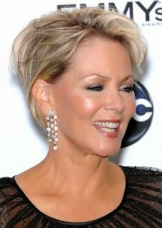 Short Haircuts for Women over 50 with Thin Hair