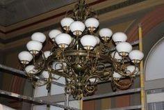 Renowacja i naprawa lamp.