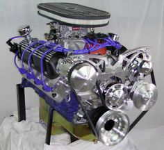 Crate Engines for Ford Mustang  http://www.proformanceunlimited.com/ford.html