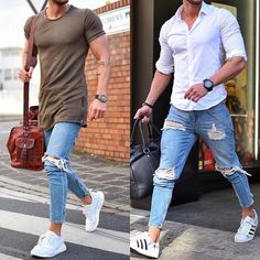 Nice! Men Style #men'scasualoutfits